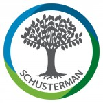 Schusterman logo stamp 2014-500