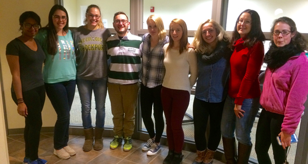 The College at Brockport's Campus Action Project team is carrying on a revolution to tackle bias on campus.