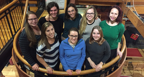 Cornell University's Campus Action Project team aims to empower women students to be agents of change in STEM fields.