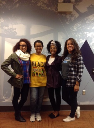 The University of North Carolina, Chapel Hill's Campus Action Project team will improve the quality of life for women of color through mental and physical wellness.
