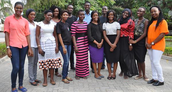 The AAUW Campus Action Project team at the University of Dar es salaam will address negative gender stereotypes to empower college women.