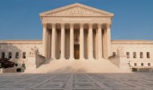 Supreme Court building in Washington, DC by Mark Fischer on Flickr