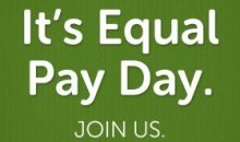 """""""Celebrate"""" Equal Pay Day with AAUW on Twitter"""