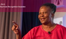 Tererai Trent, Ph.D., 2017 AAUW Alumnae Recognition Awardee