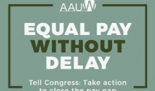 Equal Pay without Delay