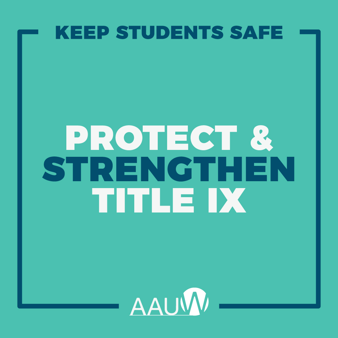 Protect and Strengthen Title IX
